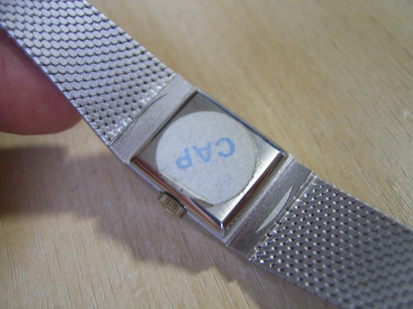 VINTAGE NOS 60'S GP TISSOT MANUAL CAL 2700 LADIES WATCH