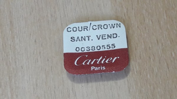 Genuine Cartier Sa...
