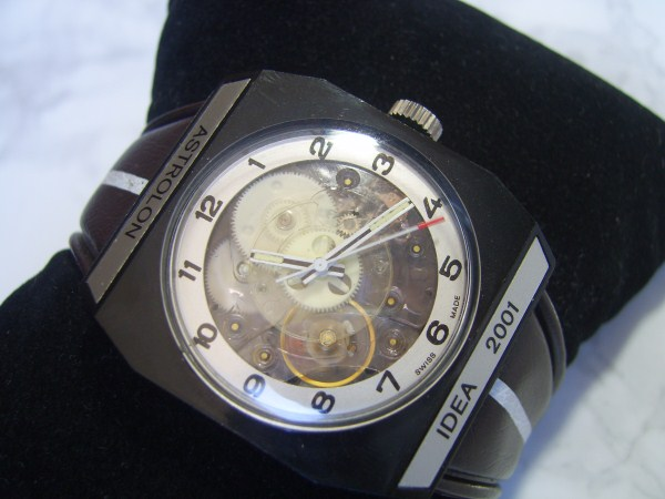 EXTREMELY RARE NOS 1971 TISSOT RESEARCH IDEA 2001