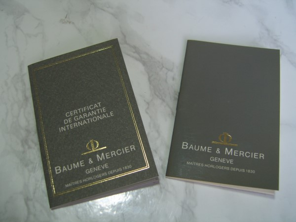 BAUME & MERCIER IN...