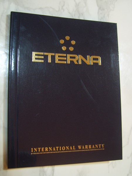 ETERNA INTERNATION...