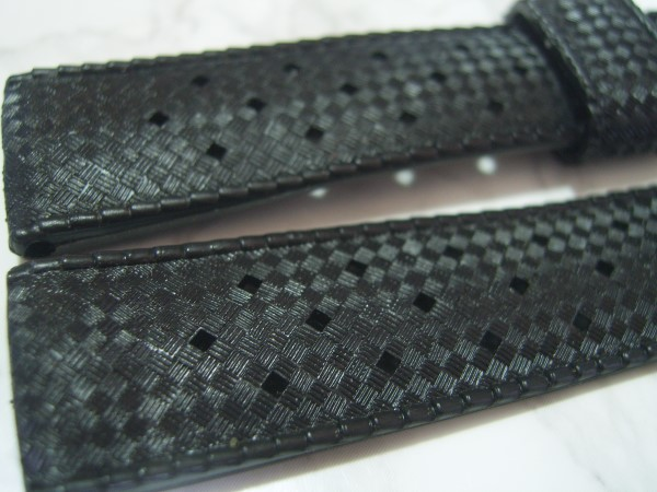 TROPIC NOS TROPIC PERFORATED 1960'S SWISS STRAP