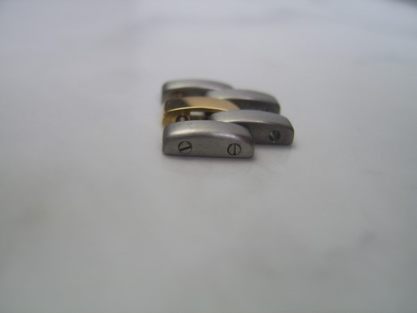 AUTHENTIC CARTIER PANTHERE 15MM 18k / STAINLESS STEEL LINK