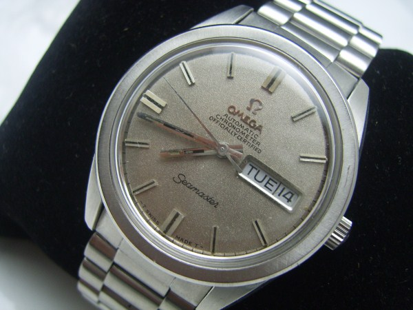 Omega Seamaster Chronometer Officially Certified Cal.751  168.023 Sparkle Dial