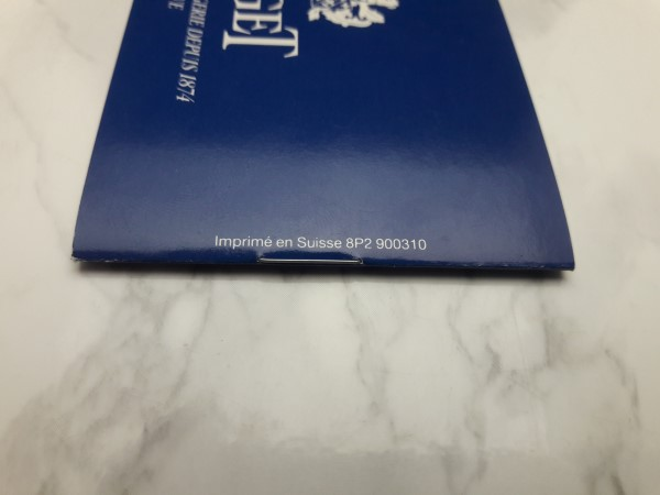 PIAGET : 1990'S instructions manual for Piaget winding watch cal 8P2