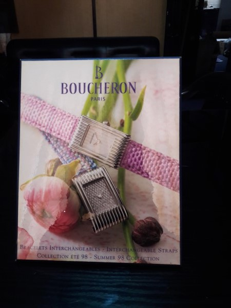 BOUCHERON : Watch ...
