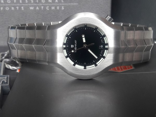 TAG HEUER ALTER EGO WP1310 NOS LADIES QUARTZ WATCH - BOX PAPERS