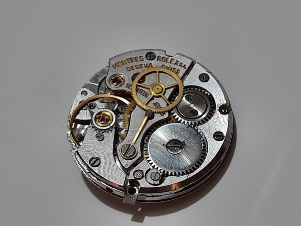 ROLEX OYSTER DATE PRECISION CAL 1225 MOVEMENT - WORKING CONDITION