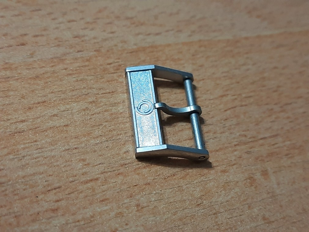 AUTHENTIC 1960'S 17MM CERTINA STAINLESS STEEL BUCKLE