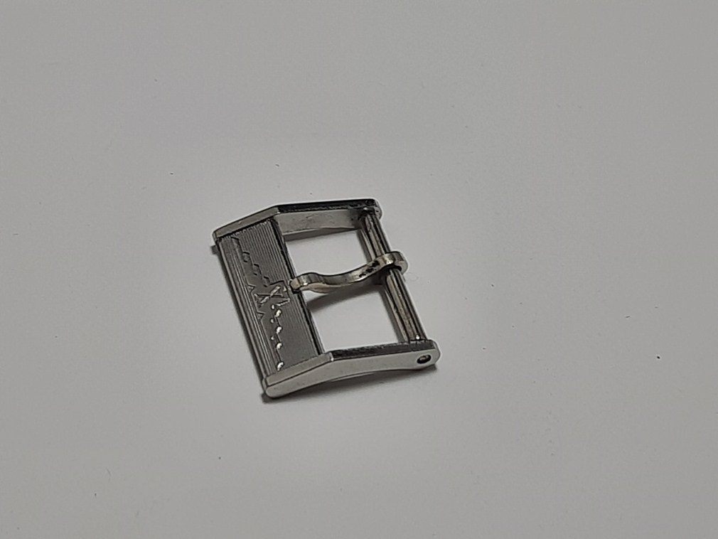 VINTAGE NOS 1960-70'S LONGINES 14MM STAINLESS STEEL WATCH BUCKLE