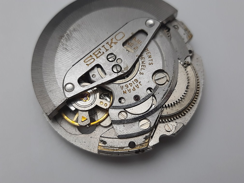 GRAND SEIKO 6146A MOVEMENT FOR PARTS